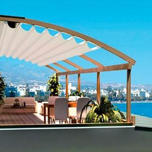 Toldos baratos laminas de plastico para techo - Toldos para patios precios ...
